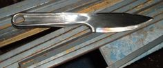 Knife from a old crescent wrench (spanner) - Knives - I Forge Iron