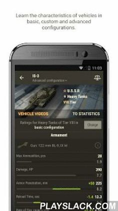 World Of Tanks Assistant  Android App - playslack.com ,  Giving access to the most important statistical information from the battlefield, this is the app you'll check daily to track your progress and keep up with game events.Note! This app doesn't support Xbox 360 Edition and Blitz accounts.• Player ProfileEverything from personal rating to assisted damage, complemented by visual charts to help you get an in-depth view of your progress. Monitor stats of your vehicles for a certain period or…