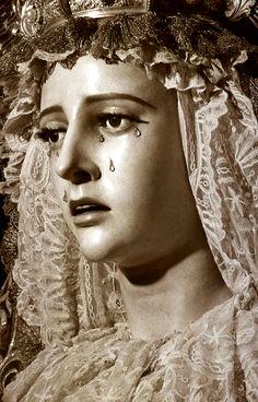 María Santísima de la Concepción | Hermandad de Nuestro Padre Jesus Nazareno…