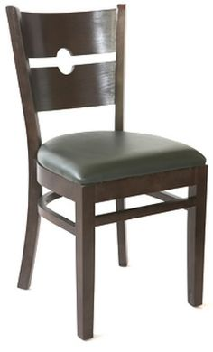 ECO Woodslot Side Chair