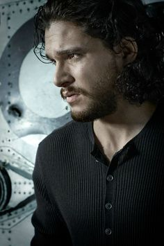 Kit Harington (sorry ppl, but I cant stop pinning pic of this man...and his beard ;)