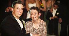 Groom Shares Wedding Dance With Mom In Wheelchair To Hero - ALS - Mariah Carey - Heartwarming Video