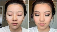 """Contour with """"Maybelline Fit Me Foundation Sticks"""" HD"""