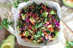 Detox Kale Salad Recipe