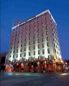 The Hotel Lawrence, Dallas Texas, #haunted hotels!