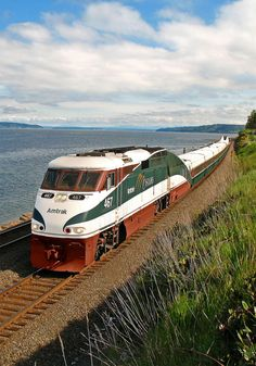 Amtrak Cascades - Photos Loved this train ride from Seattle to Vancouver and back!