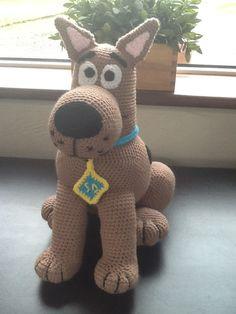Scooby Doo Amigurumi Crochet Pattern By Erin S Toy Store
