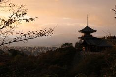 Kyoto! Ook wel de culturele hoofdstad van Japan. Hier zijn vele tempels en belangrijke plaatsen te vinden. Ik heb onder andere een bezoek gebracht aan het kasteel van de Shogun (krijgsheer), het gouden paviljoen en kiyomizu-dera tempel.