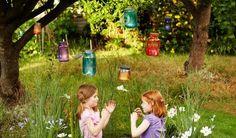 Crea un cerchio incantato nel tuo giardino #gardening #ideas #girl #fairy #howto