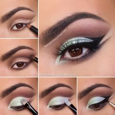 ! Maryam Maquillage !: Edgy, Exotic Pastels for Spring by Connie