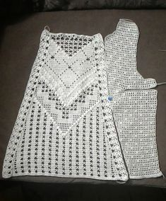 "Photo from album ""белый топ"" on Yandex. Crochet Blouse, Knit Crochet, Ao Dai, Irish Crochet, Knitting, Pattern, Yandex Disk, Crochet Shirt, Crocheted Baby Afghans"