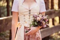 Dirndl Bride Carito Photography