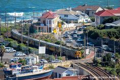 Kalkbay from Boyes Drive Cape Town South Africa, Seaside Towns, Live, West Coast, My Dream, World, Places, Landscapes, Travel