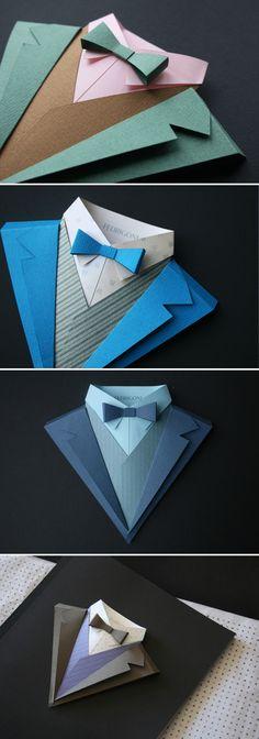Paper Suits
