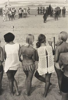 Sixties surf culture in Australia, the ultimate wave paradise. By Hal Missingham.