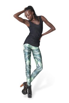 The Dollar Leggings › Black Milk Clothing