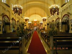 The Marry Adventures: Santuario de San Antonio Parish