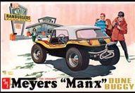 Affiche buggy Manx
