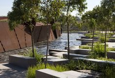 Cranbourne's Botanic Garden won the first prize of World Architecture Festival 2013