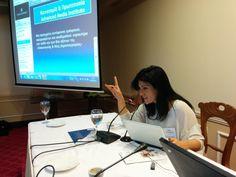 """Η σπουδάστρια Αλίκη Παναγιωτίδου και η Πολυεπίπεδη Δράση του ΜΠΣ """"Επικοινωνία & Νέα Δημοσιογραφία"""" στο #retreat2014"""