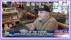Ex-Dem Backing Trump: 'I'm Not Picking Between A Socialist & A Criminal' (Video)
