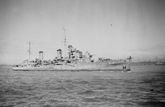On 8th September, 1940, two cruisers (including the light cruiser HMS Aurora shown in the photo) and ten destroyers swept along the French coast and bombarded Boulogne harbour. In a separate operation, 3 Motor Torpedo Boats attacked a convoy of small vessels off Ostend; two of the MTBs then entered the harbour and torpedoed two transport ships.