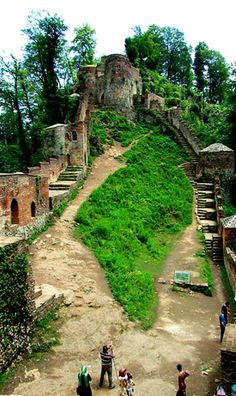 Fascinating Iran - http://www.travelandtransitions.com/destinations/destination-advice/asia/