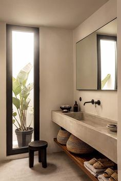 Home Inspiration: est living casa cook kos annabell kutucu michael s. - Home Inspiration: est living casa cook kos annabell kutucu michael s… - Bathroom Inspiration, Home Interior Design, House Design, House Interior, Bathrooms Remodel, Bathroom Interior Design, Home, Interior, Bathroom Design