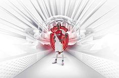 AS Monaco Home Kit 2015-16