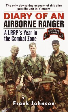 Airborne Army, Airborne Ranger, 101st Airborne Division, Frank Johnson, Us Army Rangers, Special Operations Command, Special Forces, Book Photography, Used Books
