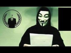 Anonymous объявили кибер-войну ИГИЛ - YouTube