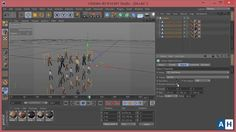 Firstly, Sorry for my bad English :(  In this tutorial, I am showing you guys how can you use the power of Mograph and Character Tools in CINEMA 4D, to simulate a crowd.  For more Information : http://ahmedelhofy.com/  _____  Follow me on Vimeo : https://vimeo.com/ahmedelhofy Follow me on Youtube : http://www.youtube.com/user/AhmedElHoofy Follow me on Facebook : https://www.facebook.com/3d.ahmedelhofy Follow me on Twitter : https://www.twitter.com/3d_ahmedelhofy Follow me on Google Plus…