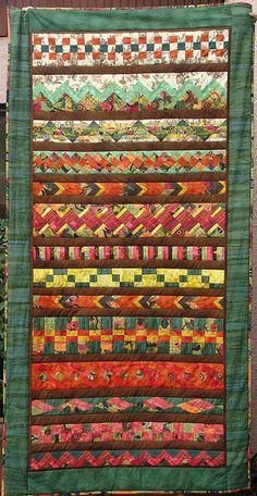Seminole Patchwork QUILT