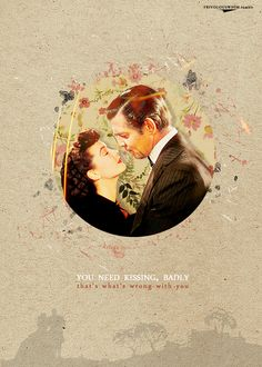 Fan Art of Scarlett O'Hara and Rhett Butler for fans of Scarlett O'Hara and Rhett Butler 28180604 Go To Movies, Old Movies, Great Movies, Wind Movie, Rhett Butler, Margaret Mitchell, Tomorrow Is Another Day, Scarlett O'hara, Gone With The Wind
