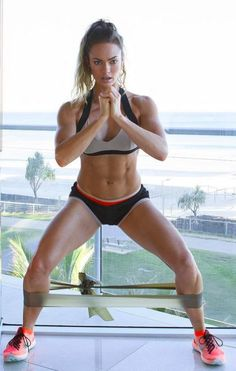 The founder of F.I.T. (Fitness Inspiration Transformation) program—a cult internet diet and exercise favorite—Emily Skye's Instagram feed is full of how-to workout videos, stylish workout gear and chiseled abs that will make you want to start your next workout stat.