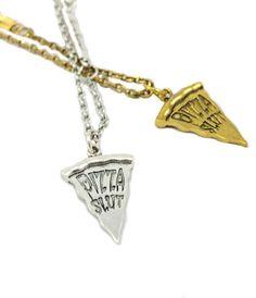 Pizza Slut Necklace O Ring Choker, Heart Choker, Face Jewels, Black Choker, Wild Child, Gold Chains, Bones, Arrow Necklace, Chokers