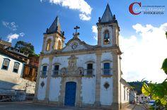 Prados (MG), Brasil - Igreja Matriz Nossa Senhora da Conceição