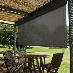 Clear Vinyl Plastic Panels To Protect Porch Or Patio From