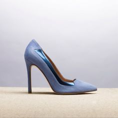 DOWN TOWN BLUE _ SPRING SUMMER 2015 COLLECTION | #altiebassi #spring #summer #2015 #sophisticated #italianshoes #woman