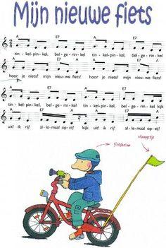 mijn nieuwe fiets: Letter F, Nicu, Transportation, Kindergarten, Preschool, Classroom, Songs, Teaching, Science