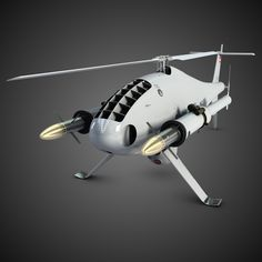 CamCopter Armed Model available on Turbo Squid, the world's leading provider of digital models for visualization, films, television, and games. Working Robots, Surveillance Drones, Aircraft Design, Gliders, Arms, Helicopters, Model, Concept, Future