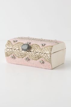 Jazz Era Jewelry Box - via @Anthropologie