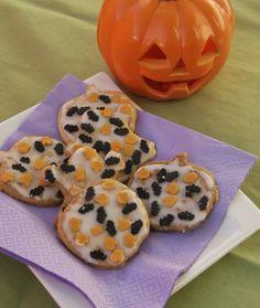 hallowen cookies