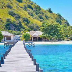 Kanawa Island Flores NTT Indonesia