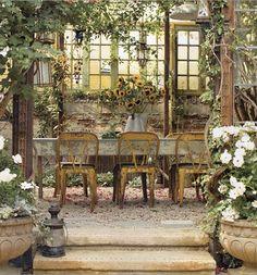 I want to set the table...  http://deptoftheinteriordc.blogspot.com/