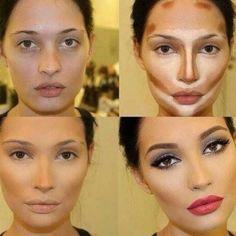 The Magic of Make-up!