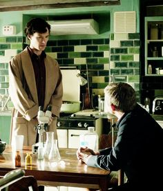 """""""Of course… You're my best friend.""""  And Sherlock proceeds to shut down, reboot, and buffer for the next few hours. ;)"""