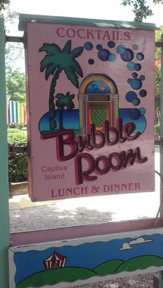 I worked at the The bubble room, captiva island. Best 5 years ever :) ~ via Debbie O'Connell. Best desserts ever. Bubble Room Captiva, Dream Vacations, Vacation Spots, Captiva Florida, Cape Coral Florida, Naples, Pine Island, Captiva Island, Canada