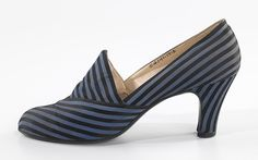 Evening pumps Designer: Attributed to Elsa Schiaparelli (Italian, 1890–1973) Date: 1939 Culture: French Medium: silk