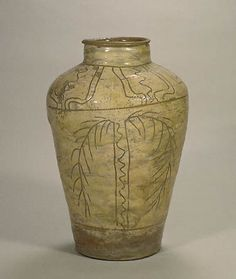 Punchong Jar|The Museum of Oriental Ceramics,Osaka